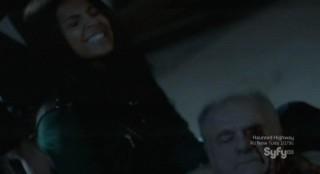 Alphas S2x02 - Rachel finds Doctor Westman dead