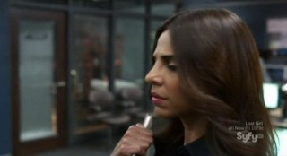 Alphas S2x02 - Rachel is confused by Ninas outburst