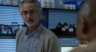 Alphas S2x02 - Rosen is vindicated when he learns the connections to Stanton Parrish