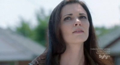 Alphas S2x04 - Nina thinks about the past