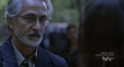Alphas S2x06 - Doctor Rosen plays the NSA card