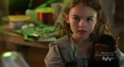 Alphas S2x06 - Skyler Wexler as Zoe Adams