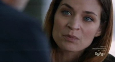 Alphas S2x08 - Dani Rosen will have to deal with her father