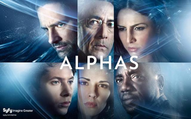 "Alphas: ""Alphaville"" or Hiding From What You Are May Not Be the Answer!"