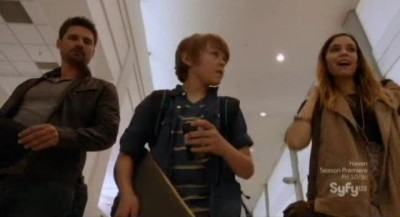 Alphas x2x08 - Cameron notices that young Tyler takes a liking to Dani