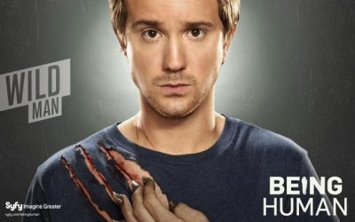 Being Human S1 Banner Josh wallpaper - Click to learn more at Syfy!