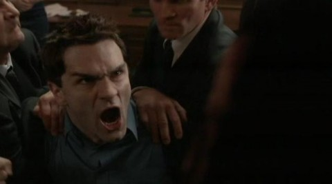Being Human S2E11 Aidan is banished