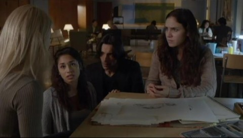 Being Human S2E11 Sally Nora Reaper Janet