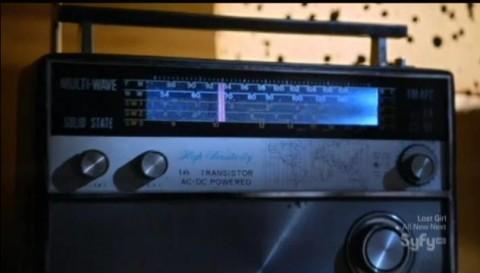Being Human S2E13 Radio Sallys voice