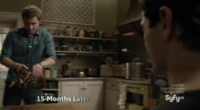 Being Human S3E1 15 Months Later