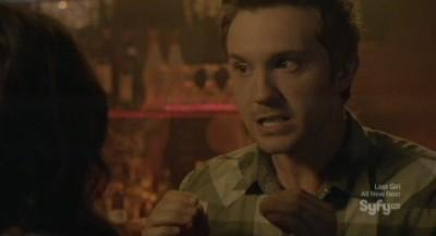 Being Human S3x02 - Josh tells Sally she cannot bone Trent