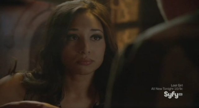 Being Human S3x02 - Meaghan Rath looks gorgeous