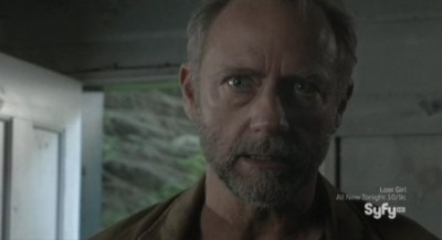 Being Human S3x02 - Xander Berkeley joins Being Human as Liam