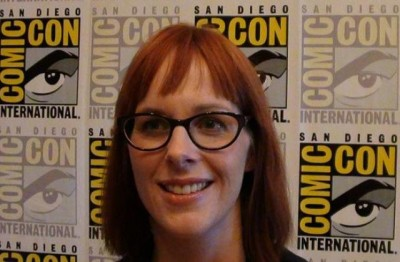 SDCC 2012 - Anna Fricke Executive Producer of Being Human