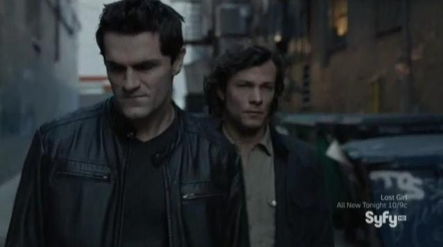 Being Human S3E3 Aidan and Henry
