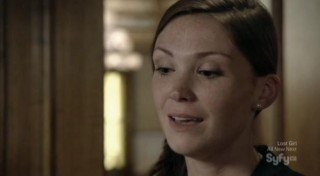 Being Human S3E3 Candice talking to Sally
