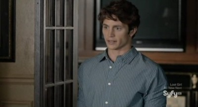 Being Human S3x04 - Handsome Max catches Sally in the act