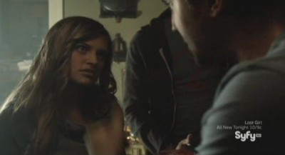 Being Human S3x04 - Lydia Doesburg as Erin at the rave