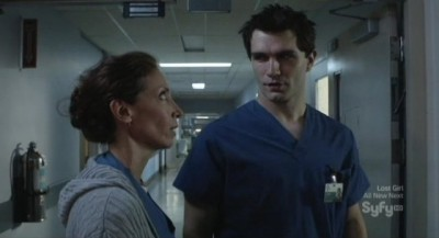 Being Human S3x04 - Will Aidan get caught by Nurse Kerwin