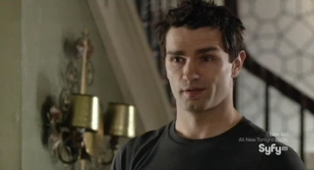 Being Human S3x05 - Aidan joins the group for breakfast but will soon see Bishop
