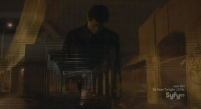 Being Human S3x05 - Aidan is walking hom