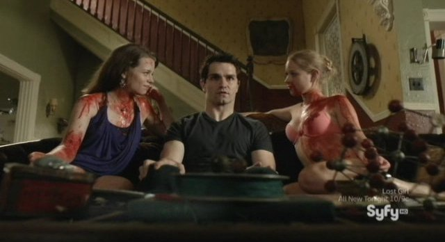 Being Human S3x05 - Aidan with the ghost girls