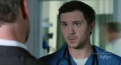 Being Human S3x05 - Josh tries to explain things to Liam