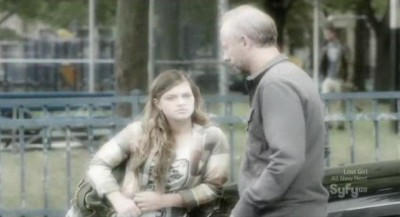 Being Human S3x06 - Liam has recruited Erin as we see a cool flashback sequence