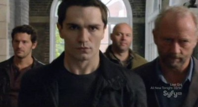 Being Human S3x08 - Aidan is  kidnapped by Liam and his henchmen