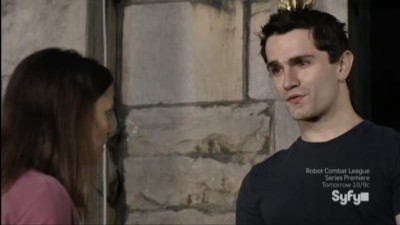 Being Human S3x07 - Aidan sees Kat
