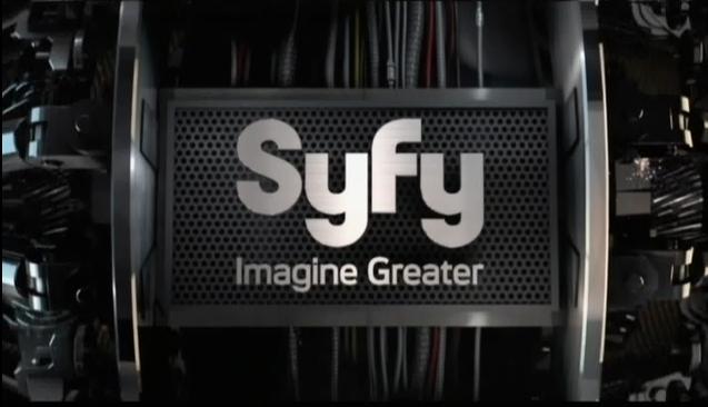 Syfy Imagine Greater 2013