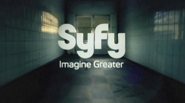 Syfy Imagine Greater!