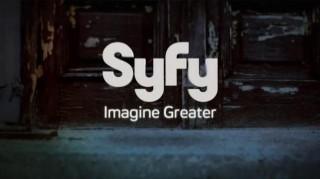 Syfy Logo 2013 - Imagine Greater!