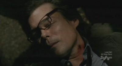Being Human S3x10 - Aidan has killed Jeff Westin