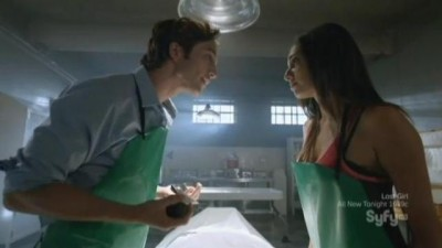 Being Human S3x11 - Max and Sally no more secrets!