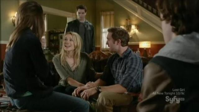 Being Human S3x11 - Josh is going to have a bachelor party!