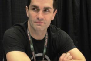 Origins 2015 – Sam Witwer In the Wormhole Exclusive Interview!!