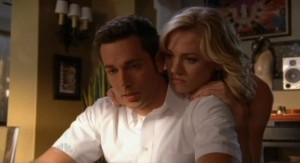 Chuck S5c03 - Chuck and Sarah in love