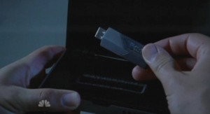 Chuck S5c03 - USB drive with secret mission data