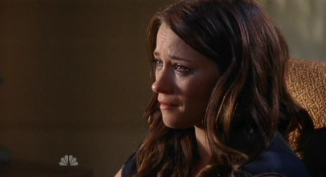 Chuck S5x03 - Alex is heartbroken
