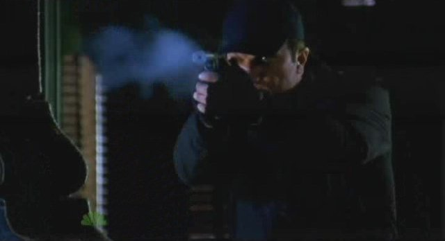 Chuck S5x04 - Casey in action