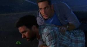 Chuck S5x04 - Chuck saves Morgan