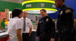 Chuck S5x04 - Lester is arrested