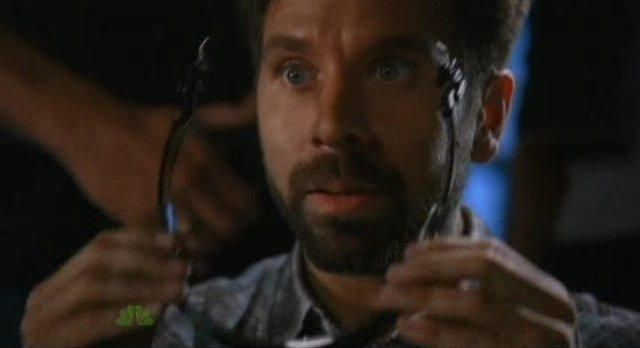 Chuck S5x04 - Morgan is Intersect extracted