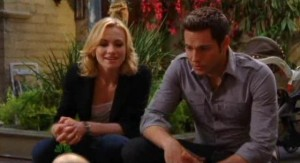 Chuck S5x04 - Sarah and Chuck with Devon and Clara
