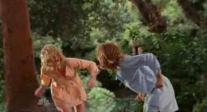 Chuck S5x05 - Cat fight, sorry you lose Valeria