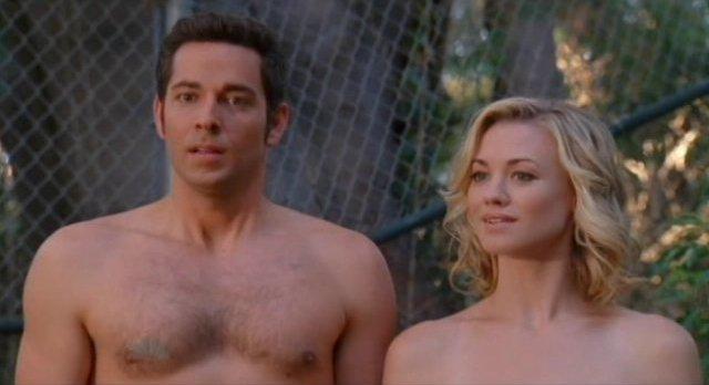 Chuck S5x05 - Chuck and Sarah exposed