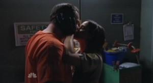Chuck S5x05 - Conjugal kiss