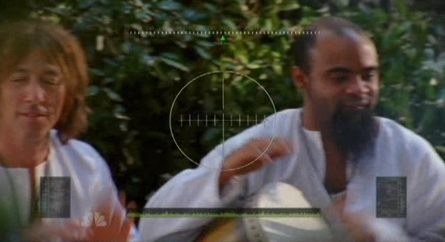 Chuck S5x05 - Gertrude says shoot the hippies