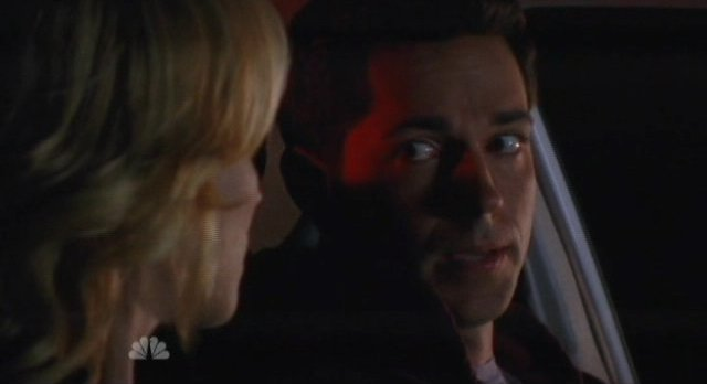 Chuck S5x05 - Longing look of happiness